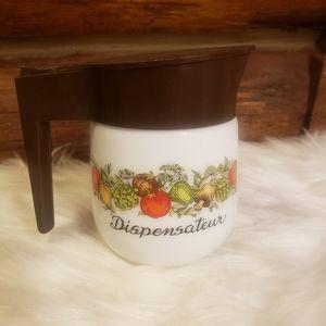 Vintage Creamer Corningware/Gemco